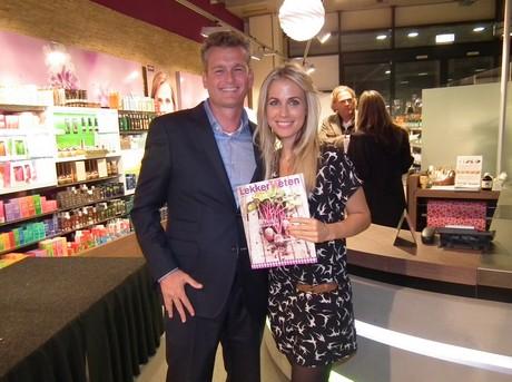 EkoPlaza magazine Lekker Weten Vivan Reijs en Erik Does