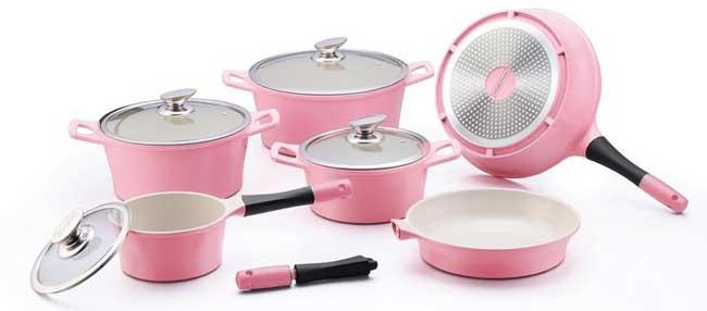 de 10 voordelen van koken met keramische pannen